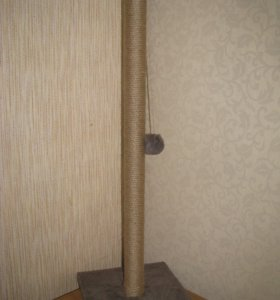 Когтеточка столб 1 метр
