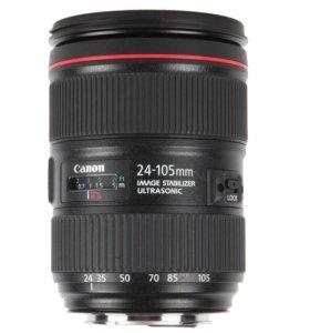 Объектив Canon 24-105, F/4L