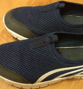 Лёгкие полуботинки, спортивная обувь, 37