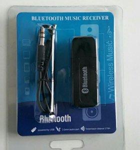 USB Bluetooth Music AUX в Машину Новый
