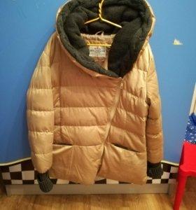 Куртка в отличном состоянии