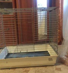 Клетка для большой птицы,кролика итд