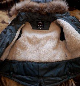 Куртка + полукомбинезон для мальчика