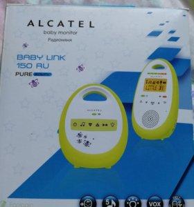Радионяня Alcatel BABY LINK 150 RU