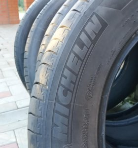 Шины Michelin latitude sport 225/60 r18 летние