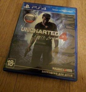 Uncharted 4 путь вора