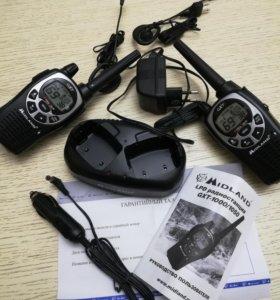 Новые Радиостанции Мидланд GXT-1000
