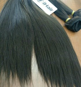 Шиньон \ волосы на заколках