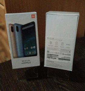 Новые Xiaomi Mia2 Lite 3/32 и 4/64 Gb
