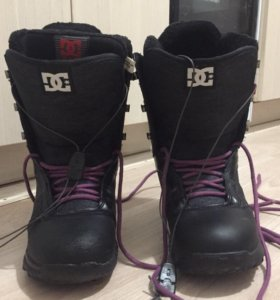 Ботинки сноубордические DC