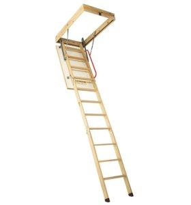 Лестница чердачная DSC