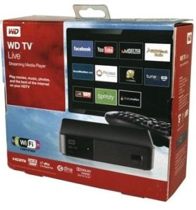WD TV Live Streaming Wi-Fi
