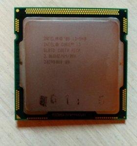 Продам процессор i3-540