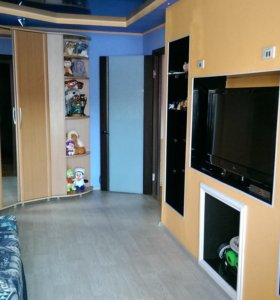Квартира, 3 комнаты, 72.2 м²