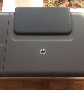 Принтер-Сканер HP Deskjet 1050A