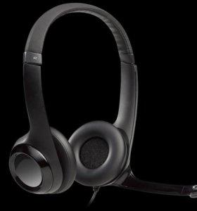 Logitech stereo headset H390