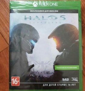 Новая запечатанная Halo 5 Guardians на Xbox One