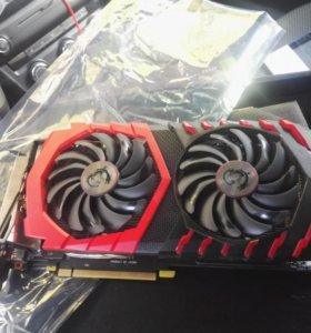 Видеокарта Видеокарта MSI GeForce GTX 1060 6 Gb