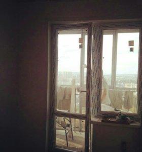 Окна установка и ремонт,мос/сетки.Откосы мет/пвх.