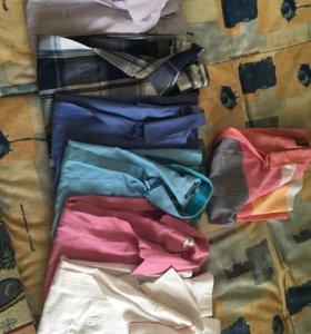 Рубашки для мальчика б/у