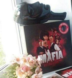 Настолка Мафия с масками
