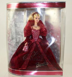 Кукла Барби Коллекционная Праздничная (2002 г.)