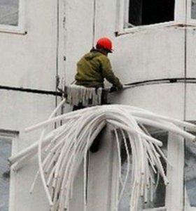 Устранение протечек балкона