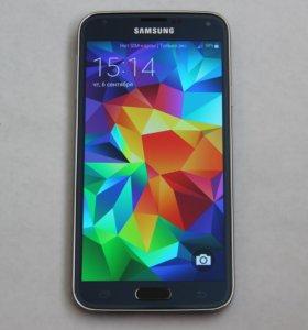 Samsung Galaxy S5 Black (SM-G900F)