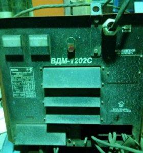 Сварочный аппарат ВДМ-1202С