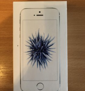 iPhone SE silver 128 GB!