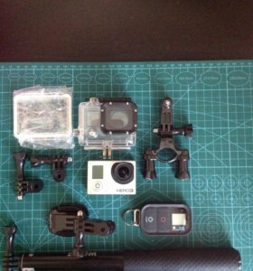 Gopro3 Nero black