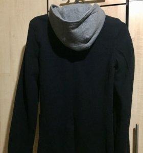 Куртка,пиджак с капюшоном