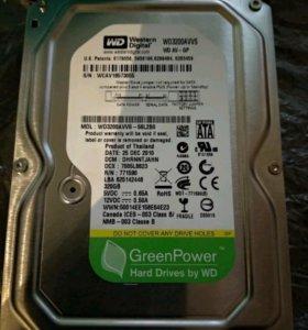 Жесткий диск Green Power