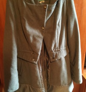 Модное пальто осень-зима