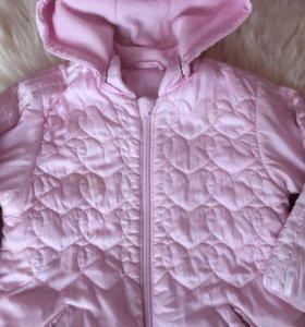 """Куртка для девочки""""Adidas"""""""