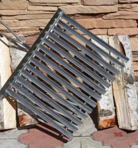 Решетка-гриль Gratella для камина и мангала
