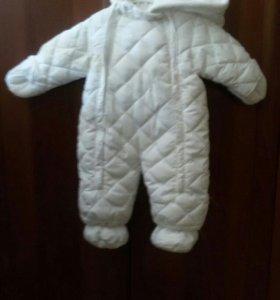 Комбинезон зимний -800руб., куртка-700руб. 500руб.