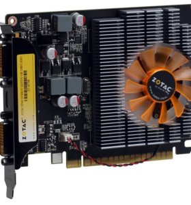 Видеокарта PCI-E zotac GeForce GT440 2Gb 128bit