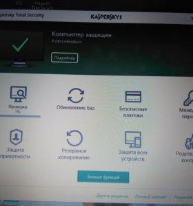 Антивирус Касперского лицензия
