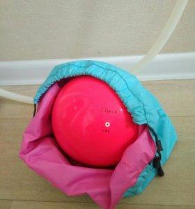 Мяч гимнастический Chacott, обруч Pastorelly