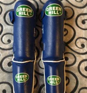 Защита голени и стопы Green Hill Classic