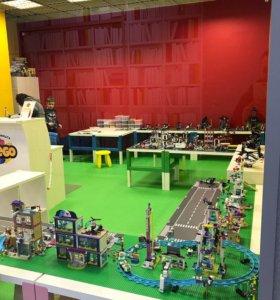 Игровая комната LEGO