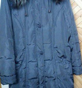 Пальто женское(зима)