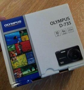 Olympus D-375 фотоаппарат
