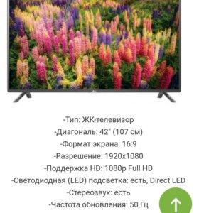 Телевизор LG42LF564V