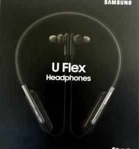 Беспроводные наушники Samsung U Flex