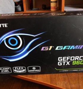 Gigabyte GEFORCE GTX 960 G1 Gaming WF