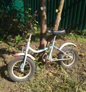Детский велосипед, СССР