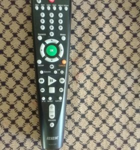 BBK Пульт ДУ RC026-01R для DVD BBK
