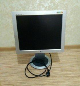 Монитор LG Flatron L1730B + кабель VGA